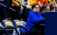 DePaul athletics director Jean Lenti Ponsetto will retire this summer. Lenti Ponsetto has been DePaul's AD since 2002.