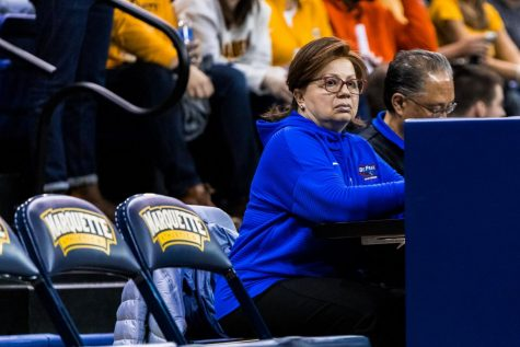 DePaul athletics director Jean Lenti Ponsetto will retire this summer. Lenti Ponsetto has been DePaul