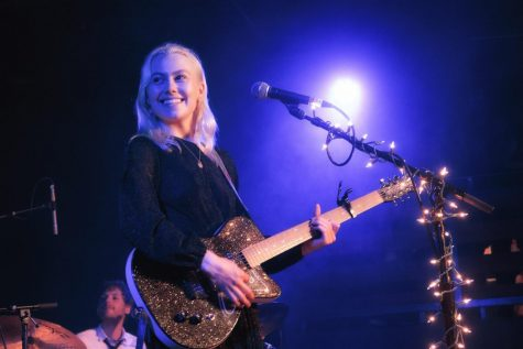 "REVIEW: Phoebe Bridgers explores relationships, growing up on ""Punisher"""