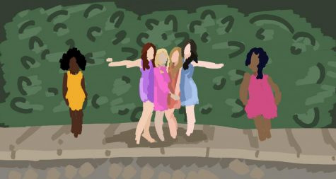 """I never really felt like a member"": Students of color criticize racism in DePaul sororities"