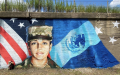 After the national outrage following the disappearance and death of U.S. soldier Vanessa Guillen, artist Milton Coronado commemorates her memory with a mural in Pilsen.