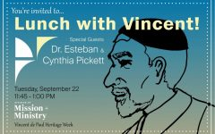 Official event image for Lunch with Vincent.