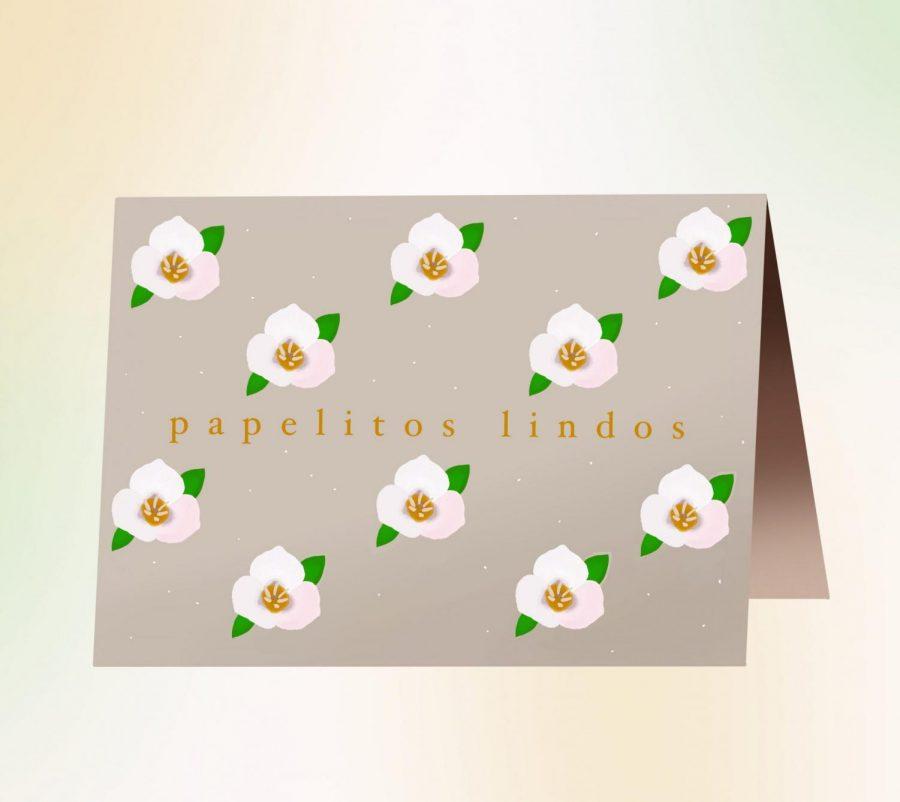 Spanish - Hispanic Heritage Month Papelitos Lindos