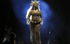 FILE - Beyonce performs at the 59th annual Grammy Awards on Feb. 12, 2017, in Los Angeles. Beyonce turns 39 on Sept. 4. (Photo by Matt Sayles/Invision/AP, File)