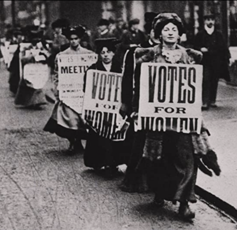"""All In"" explores many types of voter rights movements including the women"