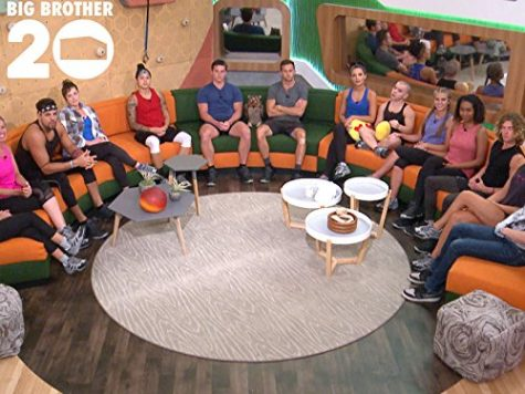 "The cast of ""Big Brother."""
