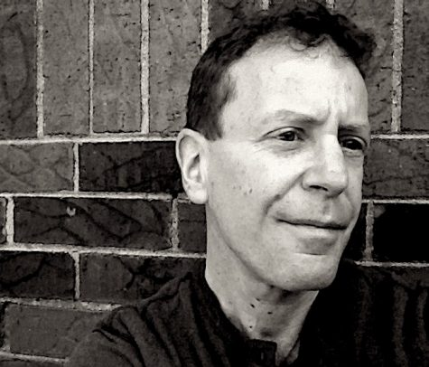 Author David Lazar.