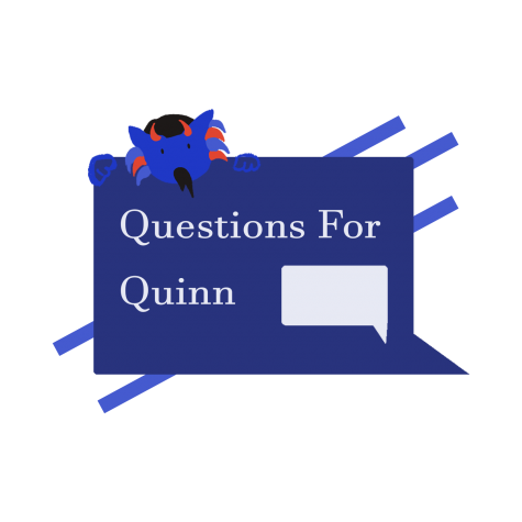 Questions for Quinn: advice for freshmen, making friends on Zoom and off-campus apartments