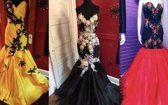 Reyes Moreno Designs es una empresa de moda personalizada basada en Chicago que ofrece diseños exclusivos para todas las ocasiones.