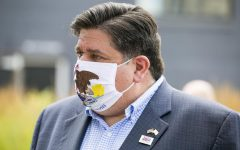 Illinois Gov. J.B. Pritzker has taken criticism for not allowing high school sports to take place in the fall due to the Covid-19 pandemic.