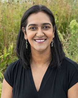 Assistant professor Bala Chaudhary, environmental science and studies at DePaul University's College of Science and Health. (DePaul University/Jamie Moncrief)