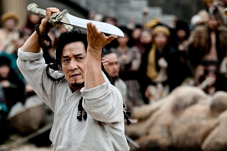 Still of Jackie Chan in