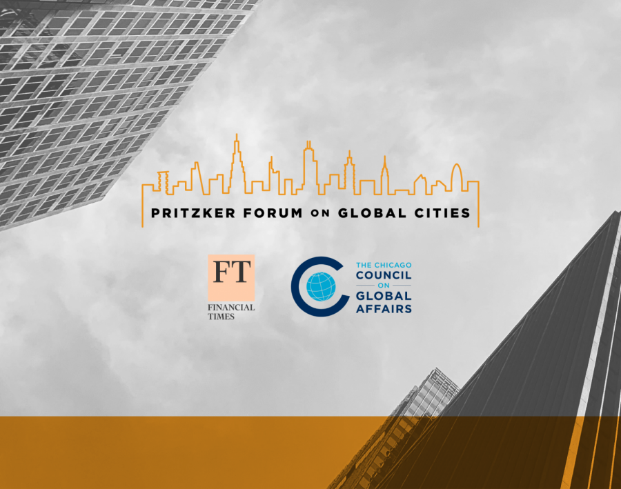 The Financial Times and the Chicago Council of Global Affairs virtually held the fifth annual Pritzker Forum on Global Cities on Oct. 15.