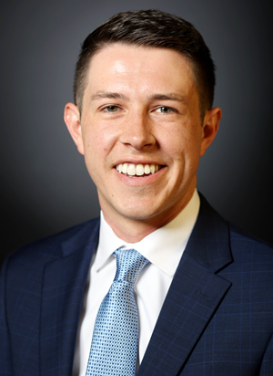 Taylor Stapleton was hired on Friday to serve as DePaul's senior associate athletics director for revenue generation and strategic initiatives.