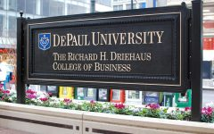 The Driehaus College of Business, located on DePaul's Loop Campus.