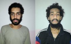 Alexanda Kotey and El Shafee Elsheikh were indicted or their involvement with the Islamic State of Iraq and the Levant (ISIS), including suspected involvement in the death of four Americans.