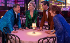 James Corden, Meryl Streep, Nicole Kidman and Andrew Rannells star in
