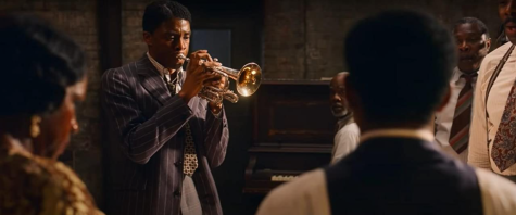 "Chadwick Boseman stars in his final role in ""Ma Rainey"
