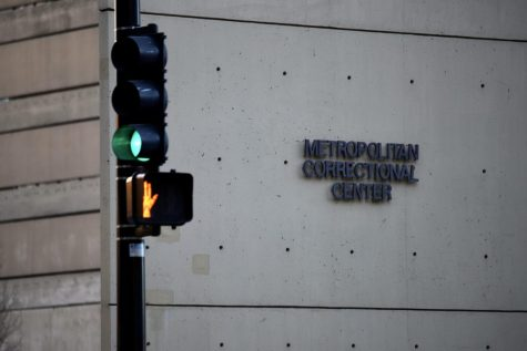 The Metropolitan Correctional Center, located in the Loop.