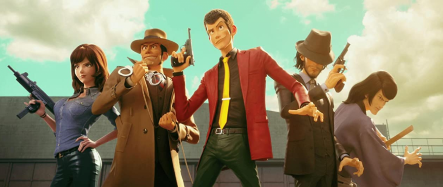 Lupin III: The First is the first 3D Computer Graphics animated film in the longtime series.