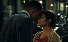 Tessa Thompson and Nnamdi Asomugah star in Sylvie's Love.