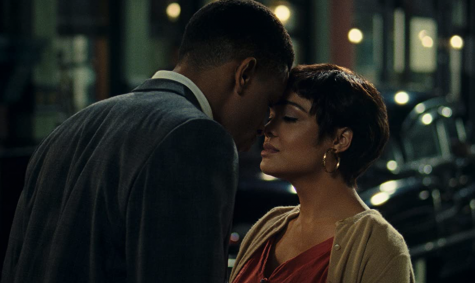 Tessa Thompson and Nnamdi Asomugah star in Sylvie