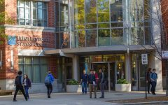 DePaul University ranks as an Emerging Institution of Service to Hispanics. To be labeled as a Hispanic Service Institution, 25% of full-time enrollments must be Hispanic.
