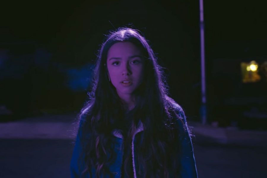 Olivia Rodrigo, a 17-year-old musician and actress, has taken over TikTok and the top charts with her record breaking single