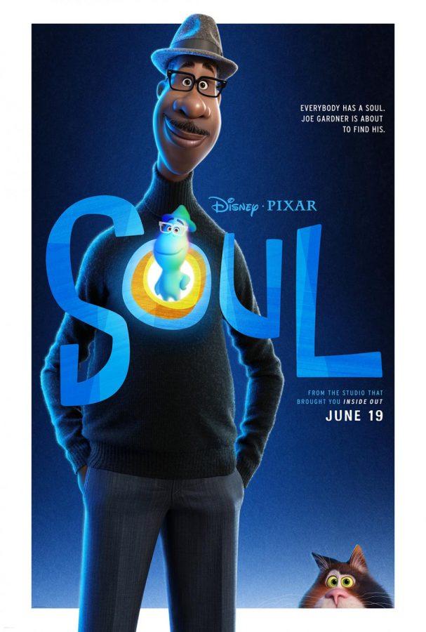 Soul, dirigido por Pete Docter que estrenó en el 2020, es la primera película de Pixar que presenta a un protagonista afroamericano.  Foto cortesia de IMDB