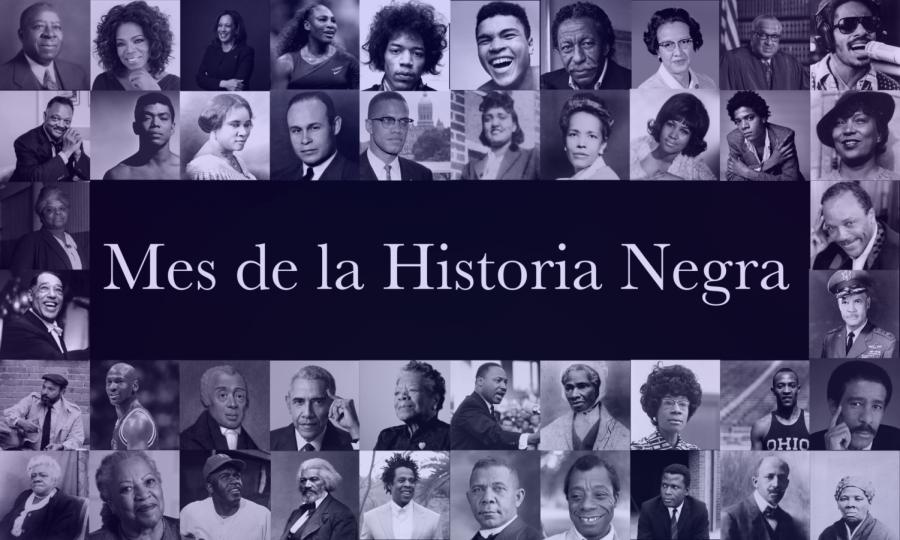 Spanish - Black History Month