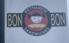 Bon Bon Sandwiches, located in Wicker Park.