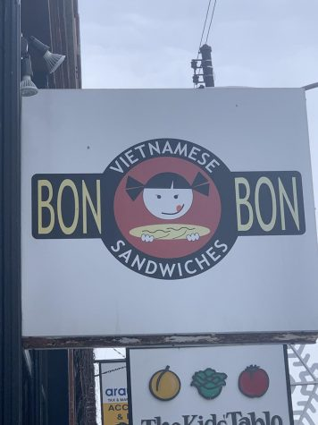 Bon Bon Sandwiches, located in Wicker Park.