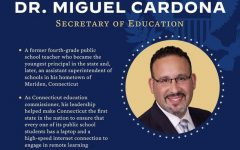 El Dr. Miguel Cardona servirá como el primer secretario de educación con experiencia de English as a Second Language (ESL).   @joebiden | Instagram