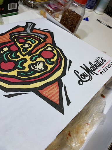 Lou Malnati's Pizzeria is often thought to be the best deep-dish in Chicago.