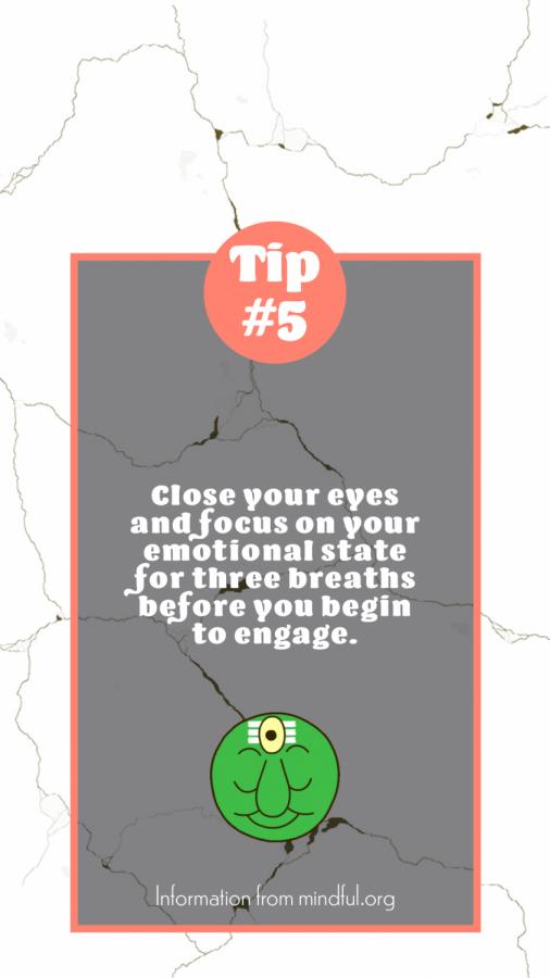 5 tips, #6