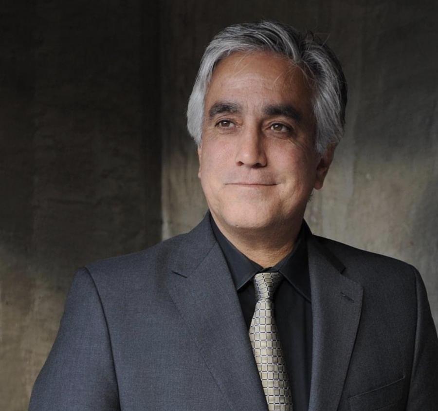 Pedro Gómez, un reportero deportivo popular e influyente, falleció el 7 de febrero de 2021 en Phoenix, Arizona.  Randy Scott @randyscotttv | Instagram