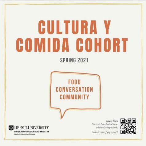 El Departamento de Misión y Ministerio de la Universidad DePaul ha lanzado una nueva iniciativa que promueve la cultura latina; permitiendo estudiantes probar nuevas comidas y leer literaturas latina.