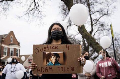 Adam fue disparado  por un oficial de la policía de Chicago el 29 de marzo en La Villita.