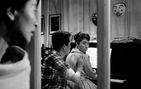 "Still from ""Hanyo"" (The Housemaid), directed by Ki-young Kim in 1960."