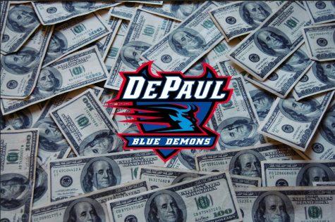 Tracking DePaul's dollars