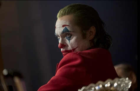 "Still of Joaquin Phoenix in ""Joker."""