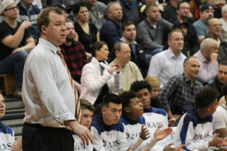 Tom Kleinschmidt was recently named the Chicago Sun-Times Coach of the Year.