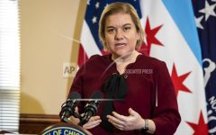FILE - In this Jan. 5, 2021, file photo, Dr. Allison Arwady, commissioner of the Chicago Department of Public Health, speaks during a press conference in Chicago. Public health officials in Chicago hope more opportunities and incentives to get a COVID-19 vaccine will improve the vaccination rate among people older than 65 and in the city's largely Black and Latino communities.
