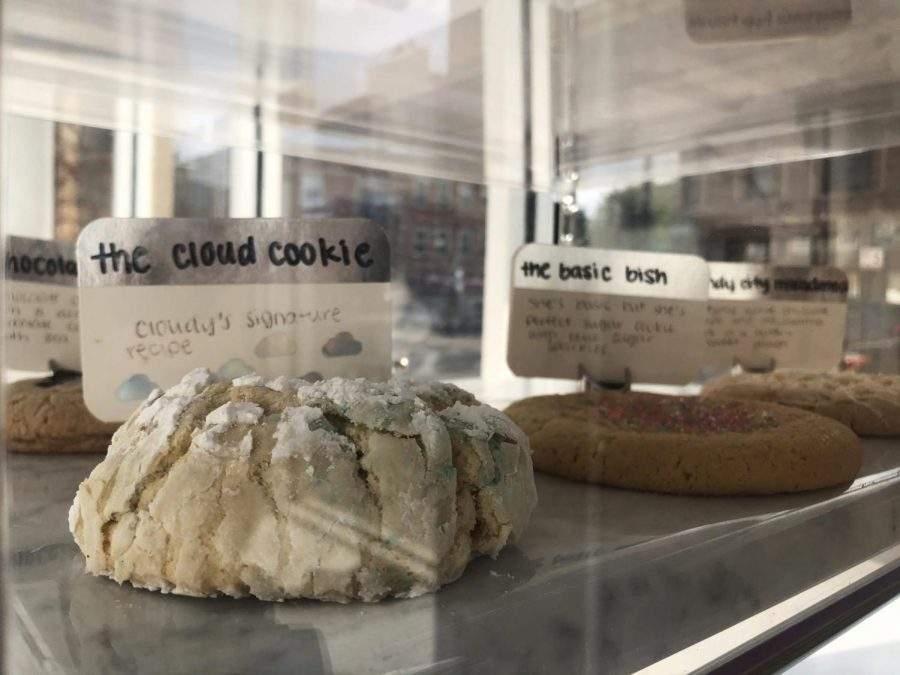 The+Cloud+Cookie+is+the+signature+item+at+Cloud+Cookie+in+Lakeview.