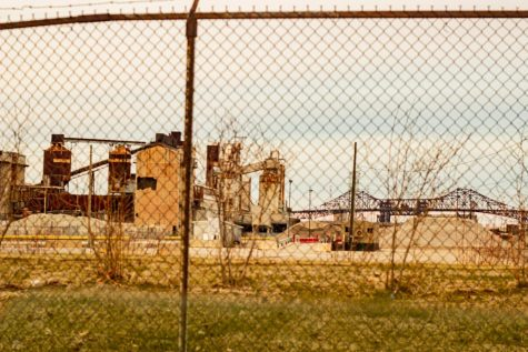The General Iron facilitys relocation site at 11600 S. Burley Ave.