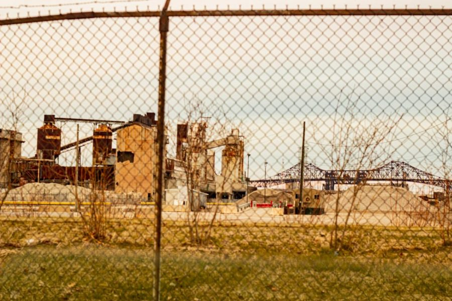 The General Iron facility's relocation site at 11600 S. Burley Ave.