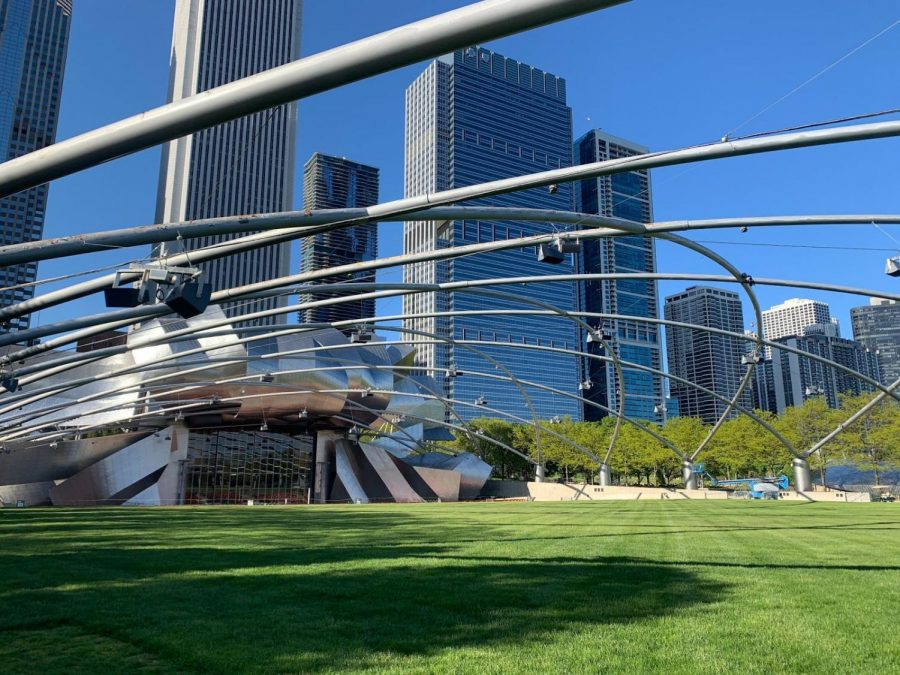 The Jay Pritzker Pavilion has had an empty Great Lawn for over a year. This will change as the Grant Park Music Festival announced its 2021 season.