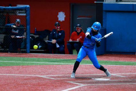 DePaul softball sweeps UIC, secures seventh Big East regular season championship