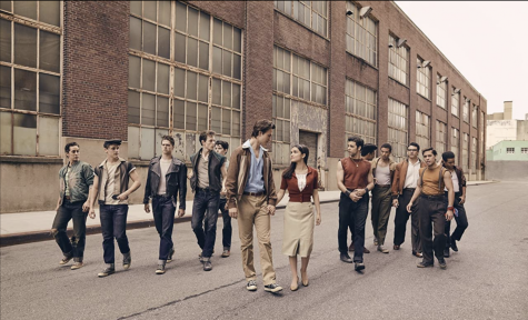 """Still from """"West Side Story,"""" directed by Steven Speilberg."""