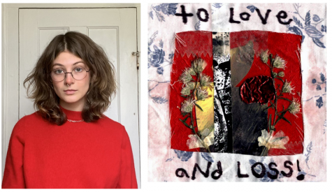 """Hannah Sandoz, a recent Oberlin music graduate released their latest EP """"To Love and Loss!"""""""